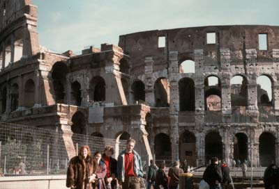 Colosseo's ydermure
