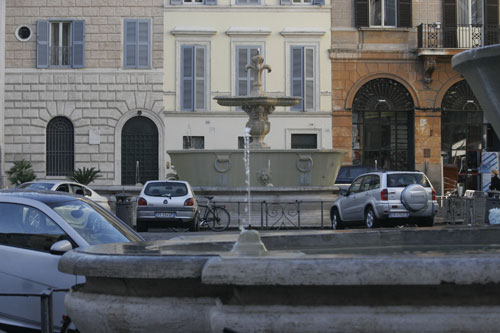 Piazza Farnese - cop.Leif Larsson
