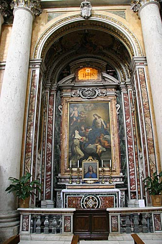 San Salvatore in Lauro. - cop.Leif Larsson